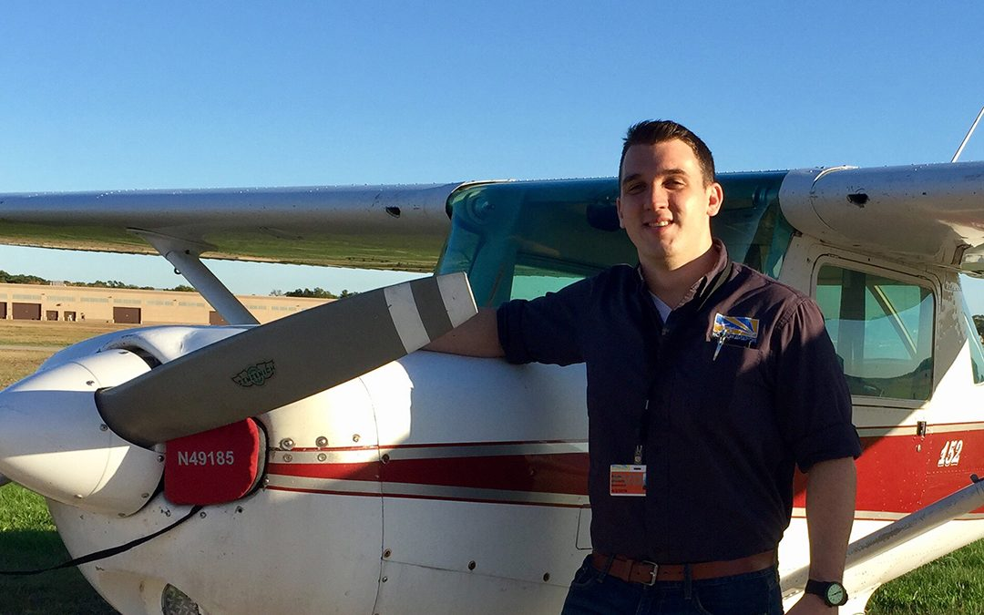 Rylan is a Private Pilot!