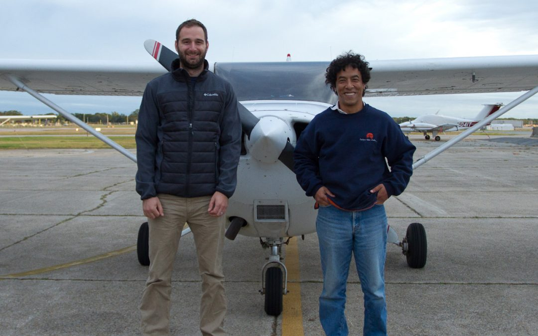 Dan and Doug are now IFR pilots!