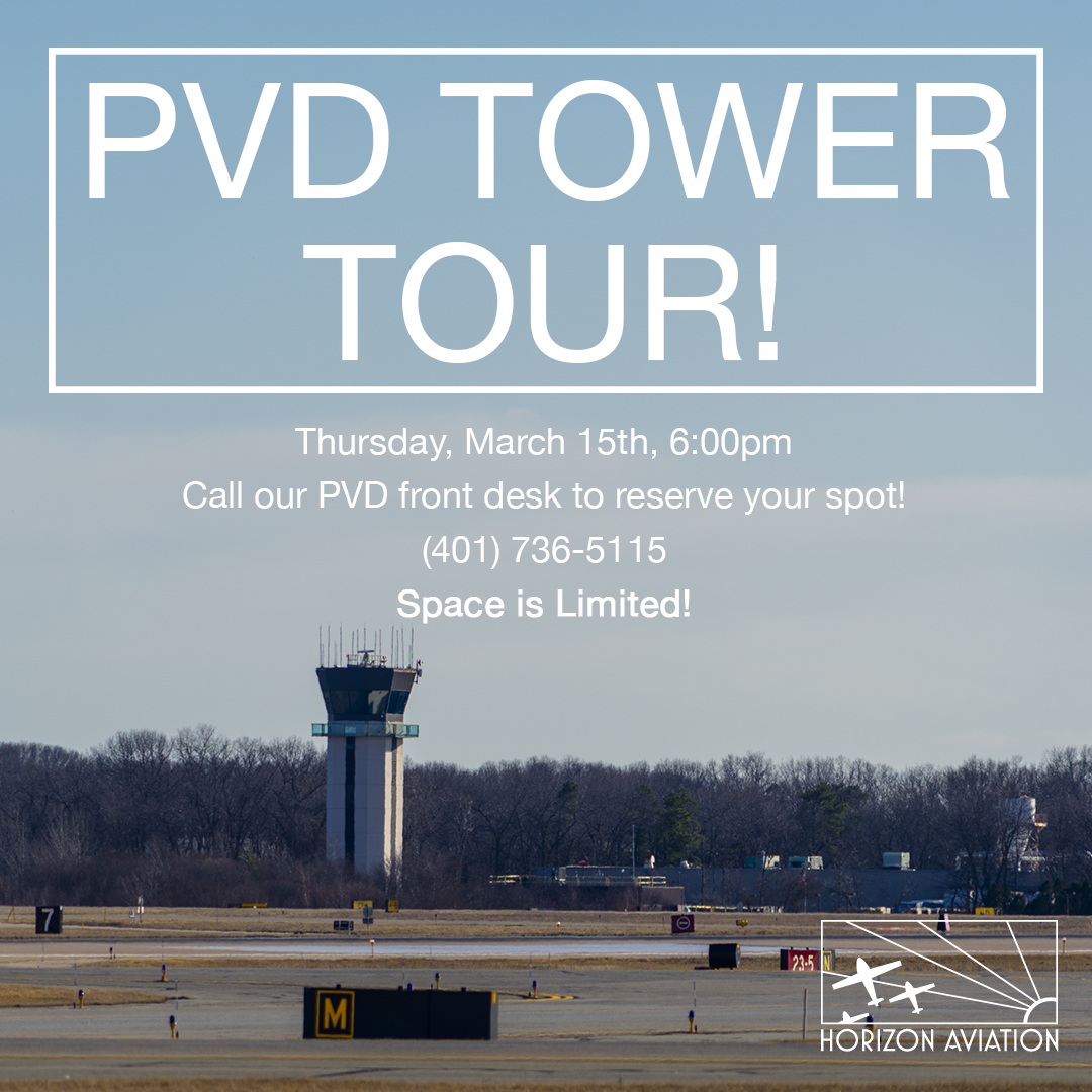 PVD Tower Tour! 3/15/18