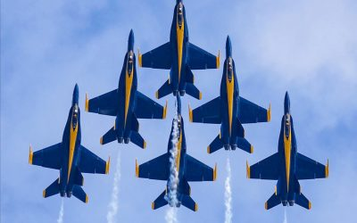 Inflection Points: Air Shows
