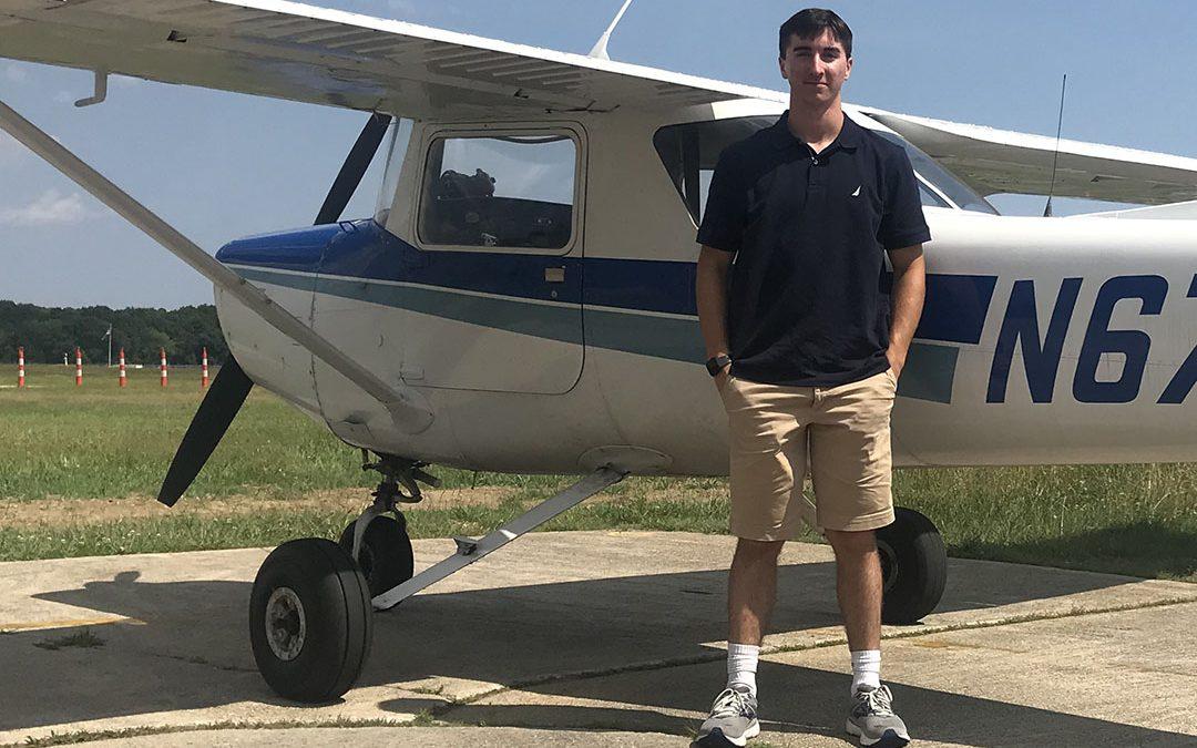 Jack is a Pilot!