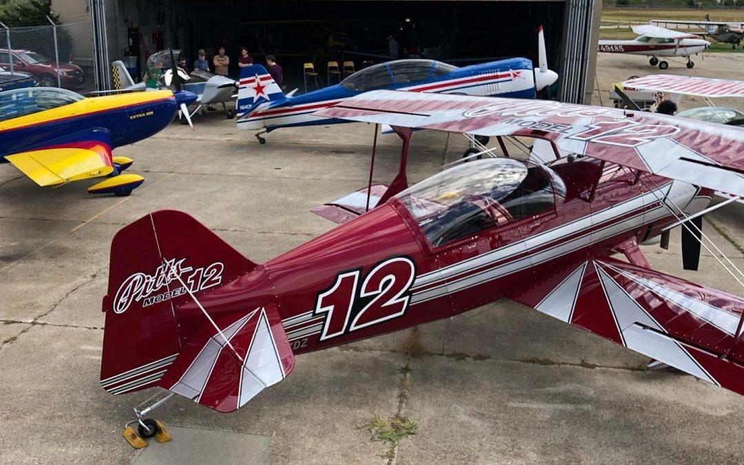 August Hangar Day Draws Big Crowd, Dream Airplanes