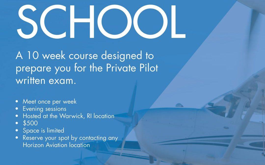 Private Pilot Ground School