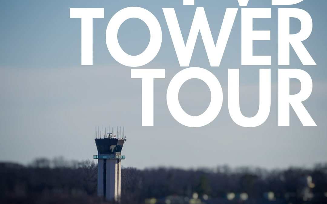 PVD Tower Tour! 10/17