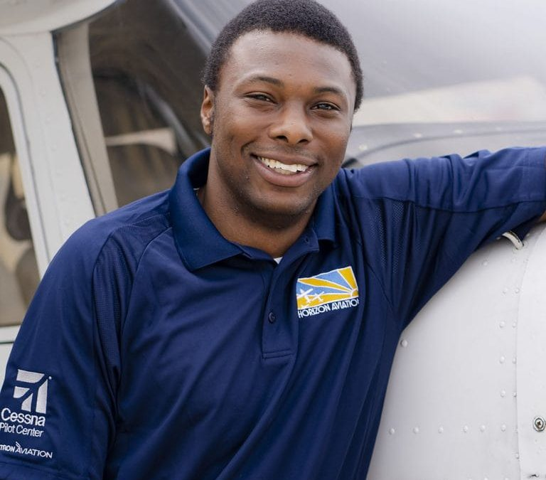 Trey-Shaun Joins the CFI Team
