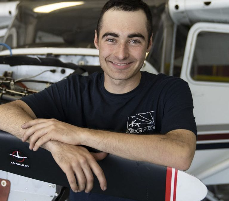 Julian Natale Joins Maintenance Team