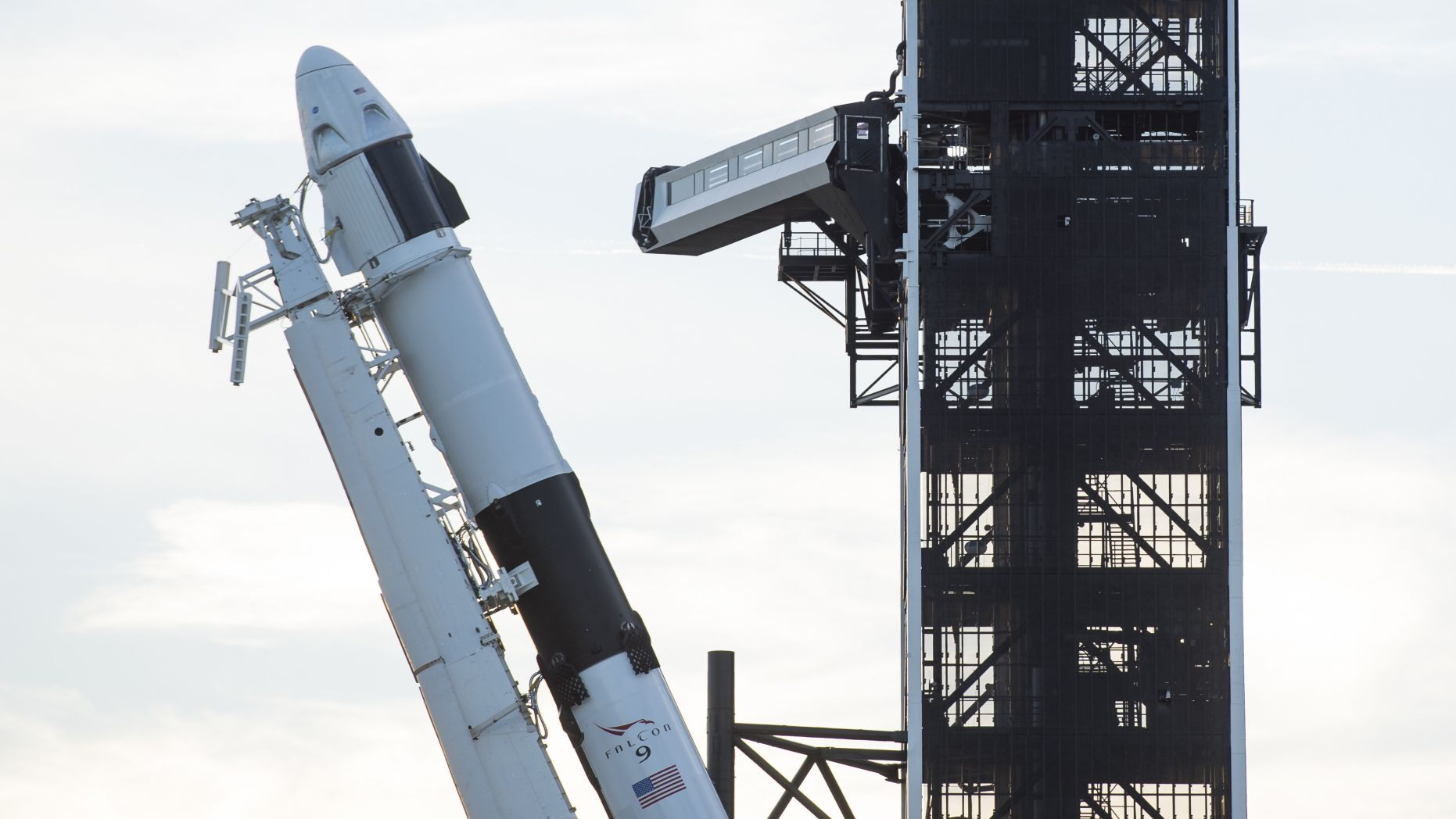 SpaceX and the Ultimate Go/No-Go Decision