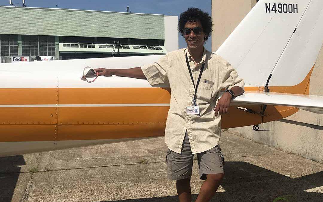 Dan is a Commercial Pilot