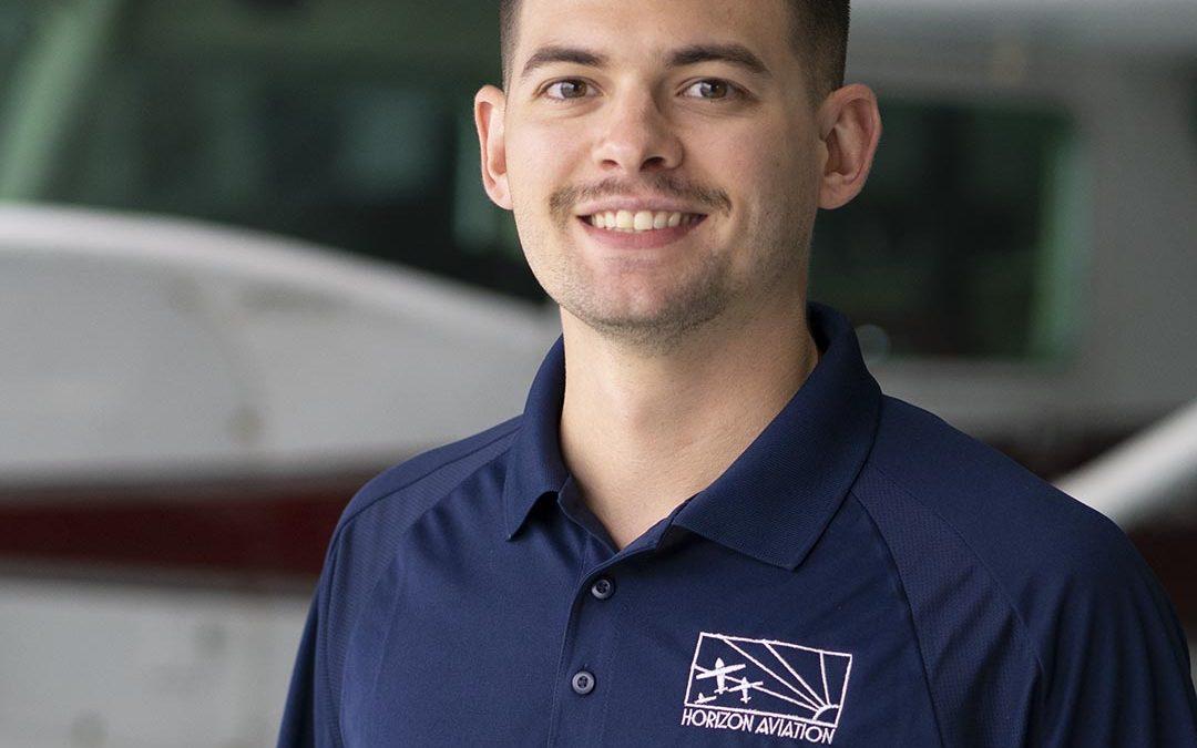 Matt Is Horizon's New Location Manager