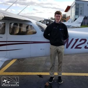 Ben is IFR Rated!