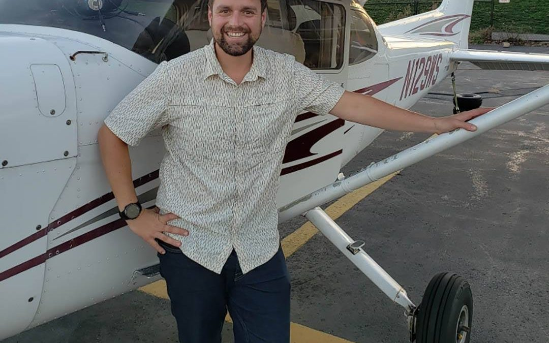 Tim is IFR Rated!