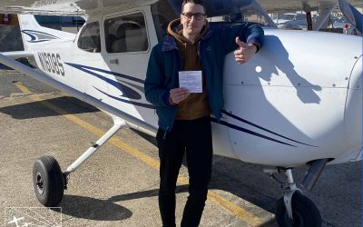 Andrew is IFR Rated!