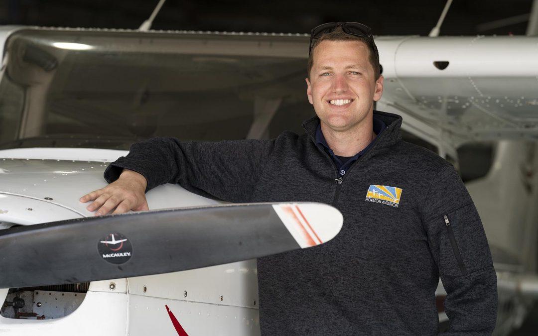 Jonathan Ryan joins the Horizon PVD CFI Team