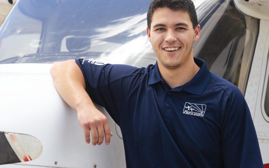 Home Grown: Ross Topik Instructs at Horizon
