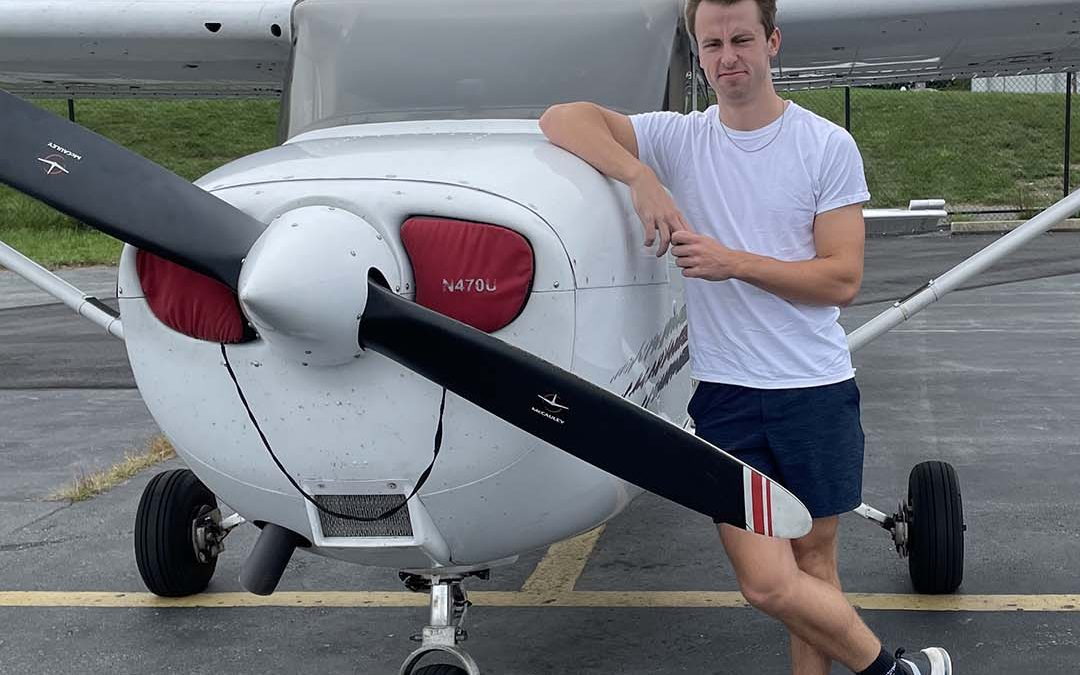 Jack is a Commercial Pilot