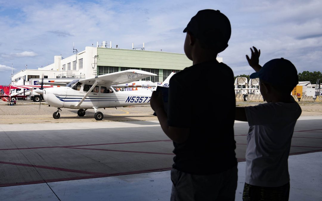 Hangar Day of Days!