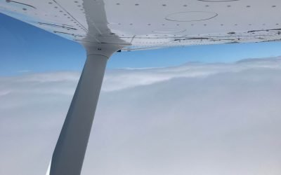 Stuck Above The Clouds