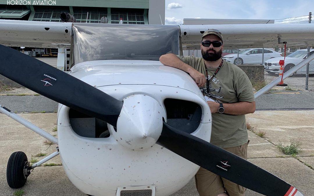 Jason is a Pilot!