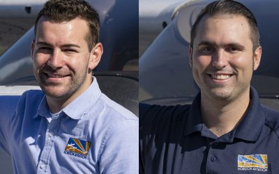 Two CFIs Join Our Norwood Team