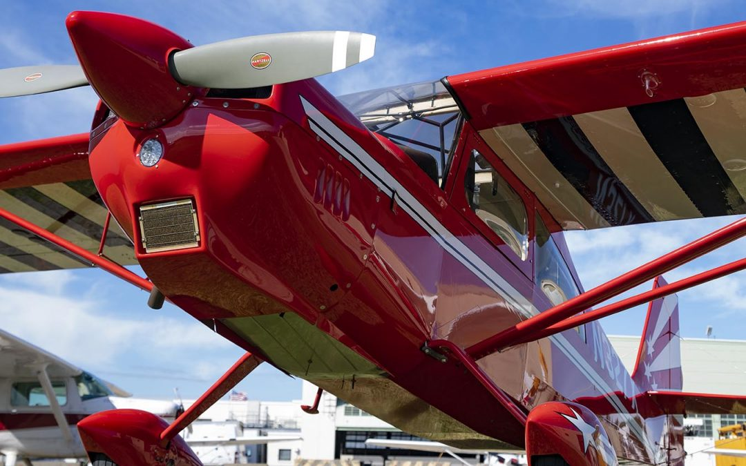 Earn Your Tailwheel Endorsement With Us!