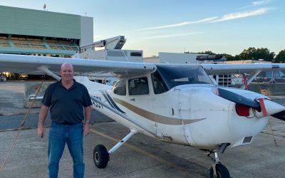 Richie is a Pilot!